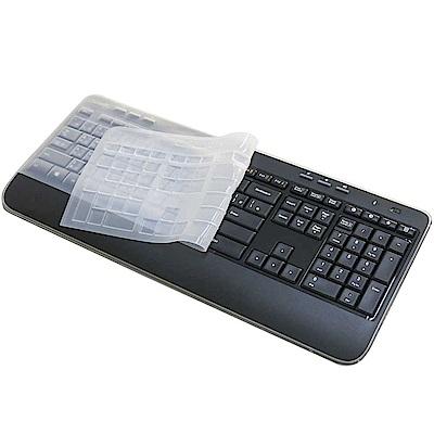 EZstick 羅技 Logitech MK520r K520 高級矽膠 鍵盤膜