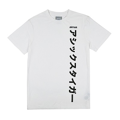 ASICSTIGER 短袖T恤 2191A130-100