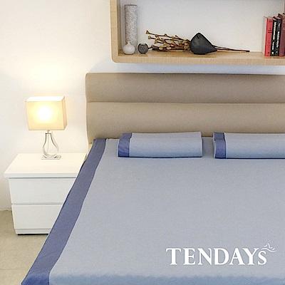 DISCOVERY柔眠床墊 標準雙人5尺 5.5cm厚_文青藍特仕版