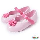 Pimpolho 可愛小花小童鞋-粉紅色