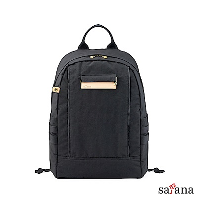 satana - Soldier 擁抱夢想後背包 - 黑色