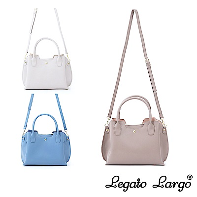 Legato Largo Lusso 清新氣質百搭輕量手提斜背兩用包
