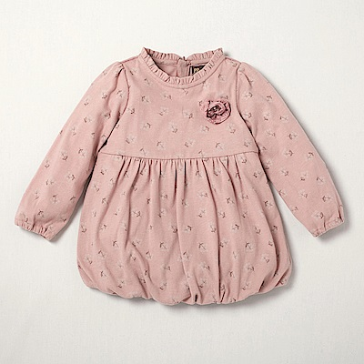 PIPPY 氣質小洋裝 粉