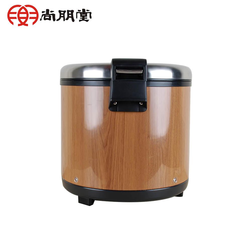 尚朋堂商業用木紋保溫鍋 SC-7250(保溫專用)