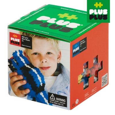 【++Plus-Plus 加加積木】MINI 小顆粒-彩虹系列 600 PCS (盒裝)