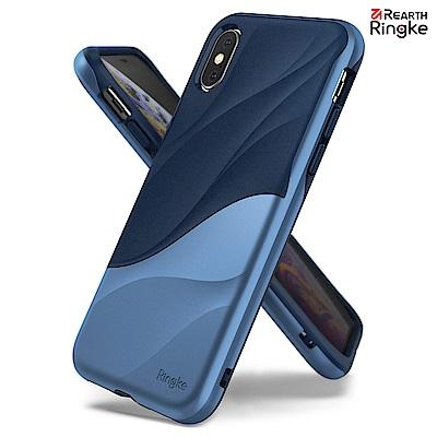 【Ringke】iPhone Xs [Wave] 流線型雙層邊框防撞手機殼