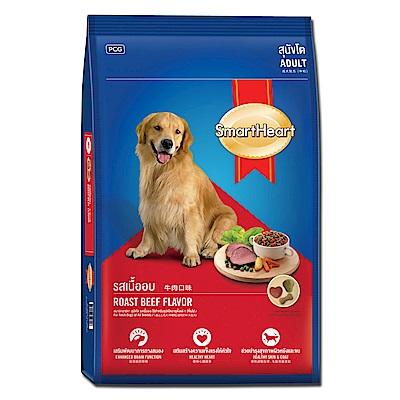 SmartHeart 慧心犬糧 - 牛肉口味成犬配方 10kg