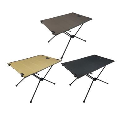 [OWL CAMP]極致輕量摺疊素面桌.航太鋁合金露營桌折疊桌野餐桌蛋捲桌