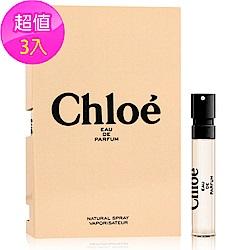 *Chloe 同名女性淡香精 針管1.2ml(3入)