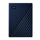 WD My Passport for Mac 4TB 2.5吋USB-C行動硬碟