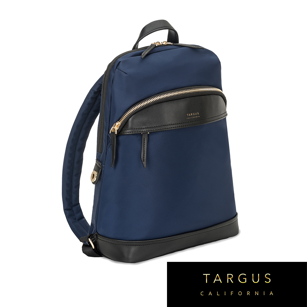 Targus Newport mini 後背包(海軍藍/12 吋筆電適用) @ Y!購物