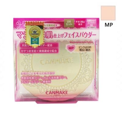 CANMAKE 棉花糖蜜粉餅10g-MP
