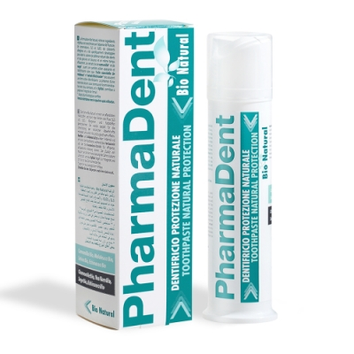 義大利原裝 PharmaDent 法爾登 成人口腔護理 有機草本 牙膏