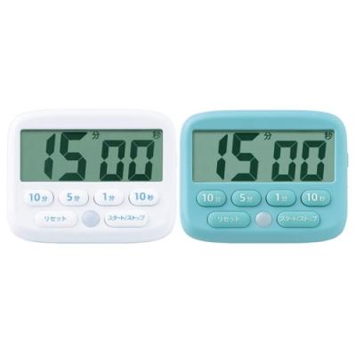 日本SONIC訓練時間感電子時鐘LED鬧鐘LV-3051考試倒數計時器(專注力集中力學習)適幼兒童小朋友