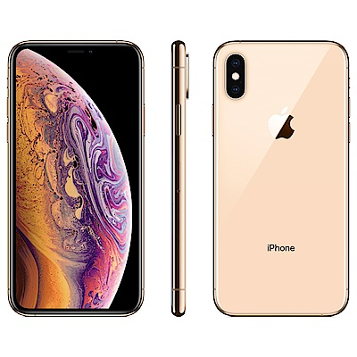 Apple iPhone Xs Max 256G 6.5吋智慧型手機-金色