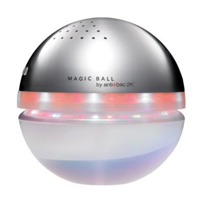 安體百克antibac2K Magic Ball空氣洗淨機 二代經典銀 L尺寸