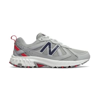 New Balance 輕量越野跑鞋_MT410RC5 中性_淺灰