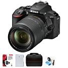 Nikon D5600 + 18-140mm 變焦鏡組 (公司貨)