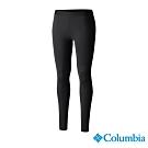 Columbia 哥倫比亞 女款- Omni-HEAT保暖快排內著長褲-黑色