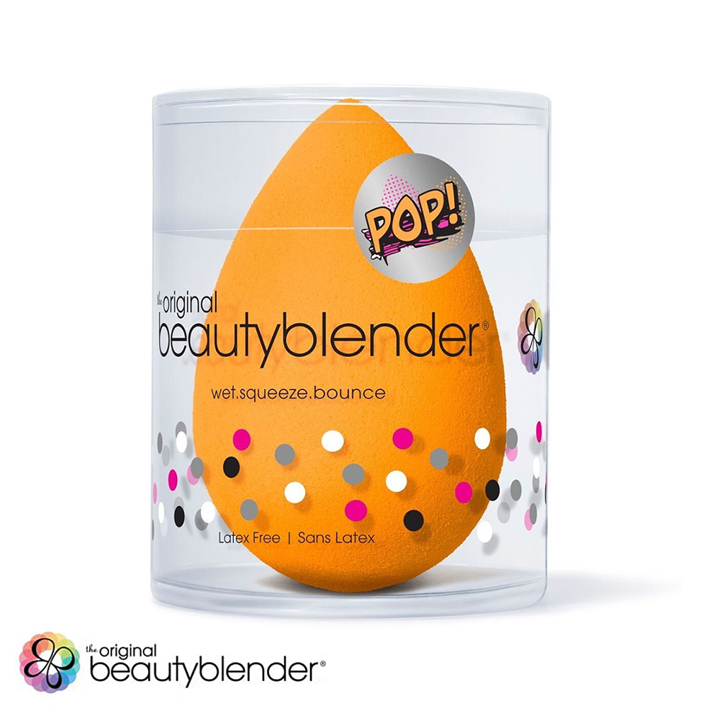 beautyblender 原創美妝蛋-甜橙橘