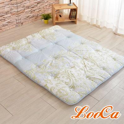 LooCa 防蹣x防蚊x釋壓超蓬鬆日式床墊-典雅-雙人5尺