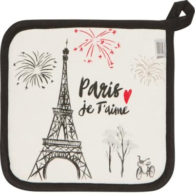 《NOW》方形隔熱墊(巴黎鐵塔)