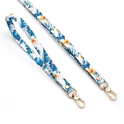 【ekax】長頸繩/短手腕繩(熱帶花舞)