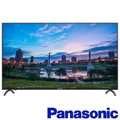 Panasonic國際 65吋 4K 連網液晶顯示器+視訊盒 TH-65EX550W