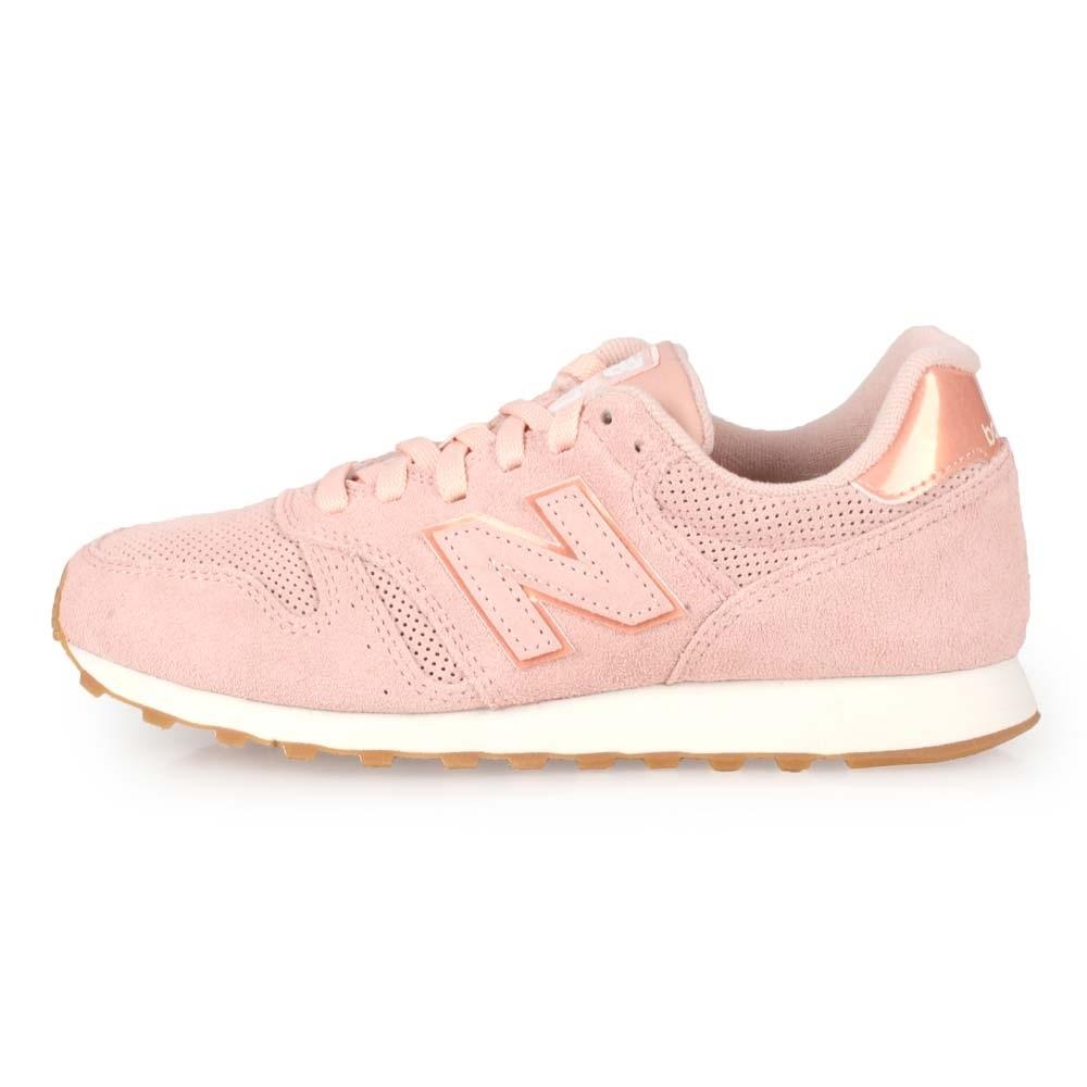 NEWBALANCE 女 復古慢跑鞋 NEW BALANCE 珊瑚粉粉橘