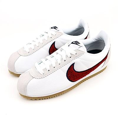 NIKE-CLASSIC CORTEZ PREM-女休閒鞋-白
