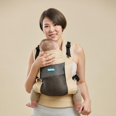 inParents Trek Air 捷旅揹帶 - 洞洞透氣嬰兒揹帶 | 舒適敏捷 , 悶熱的救星