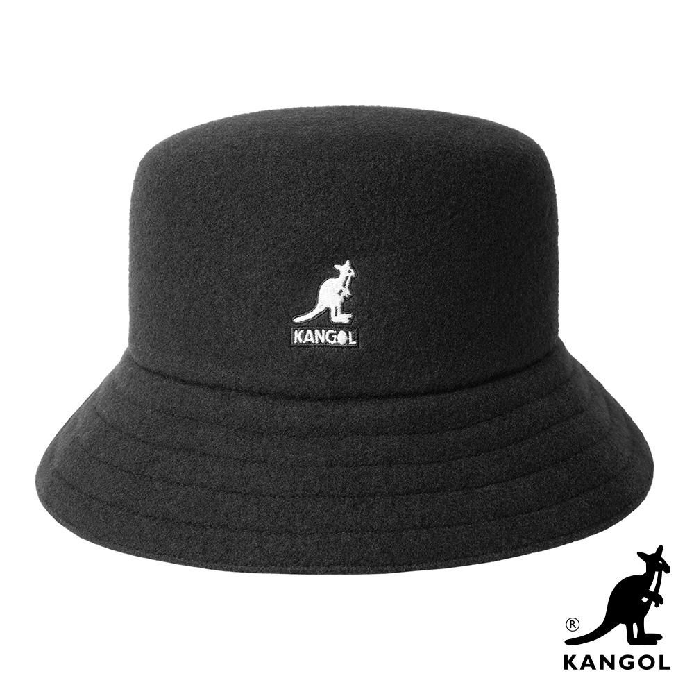 KANGOL漁夫帽-黑色