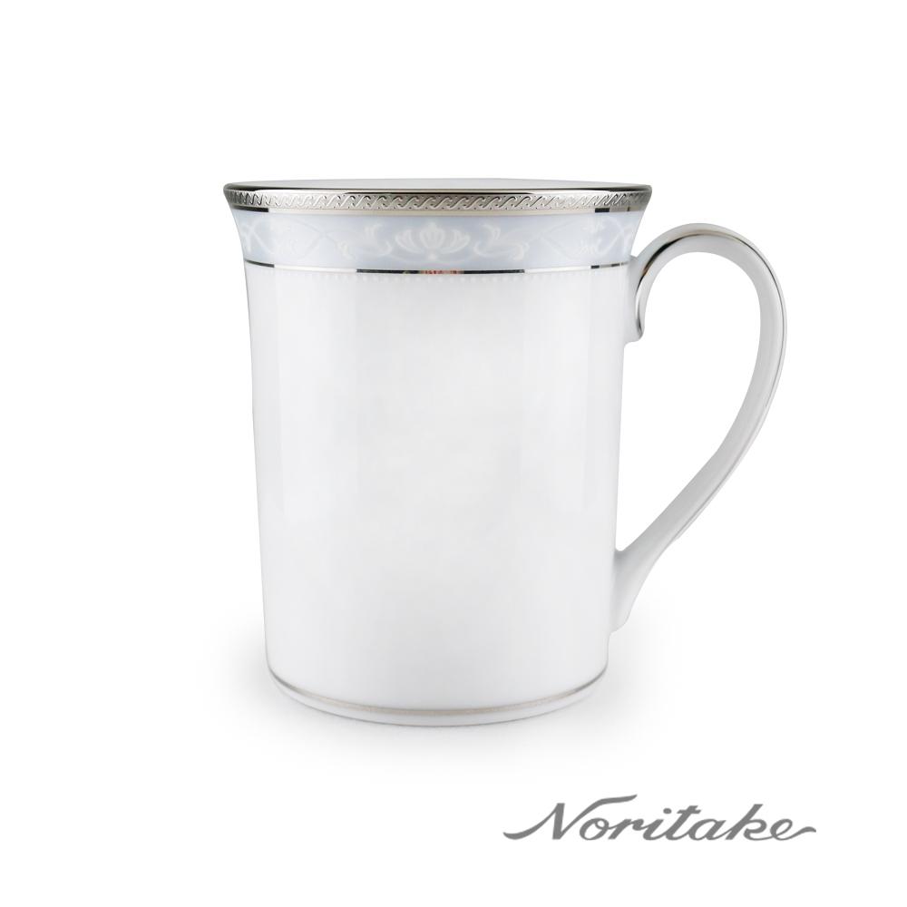Noritake 美景之都馬克杯(銀)