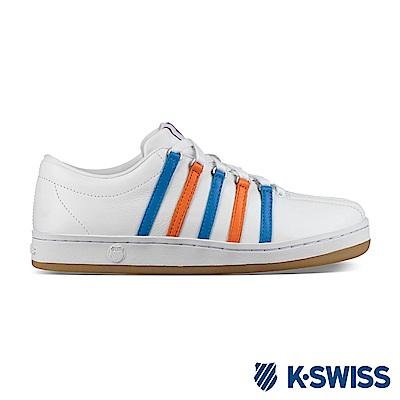 K-SWISS Classic 88 Heritage 鞋-男-白/藍/橘