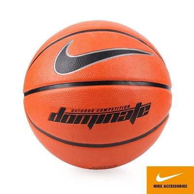 NIKE 籃球 DOMINATE 6號 運動 橘 NKI0084706