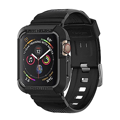 Spigen Watch Series 4Rugged Armor Pro- 44mm 保護殼