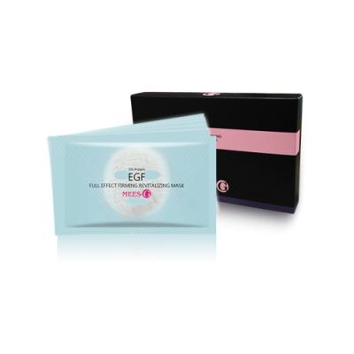 蜜詩琪 MEES G EGF 全效緊緻凍齡活膚面膜 (6入盒)
