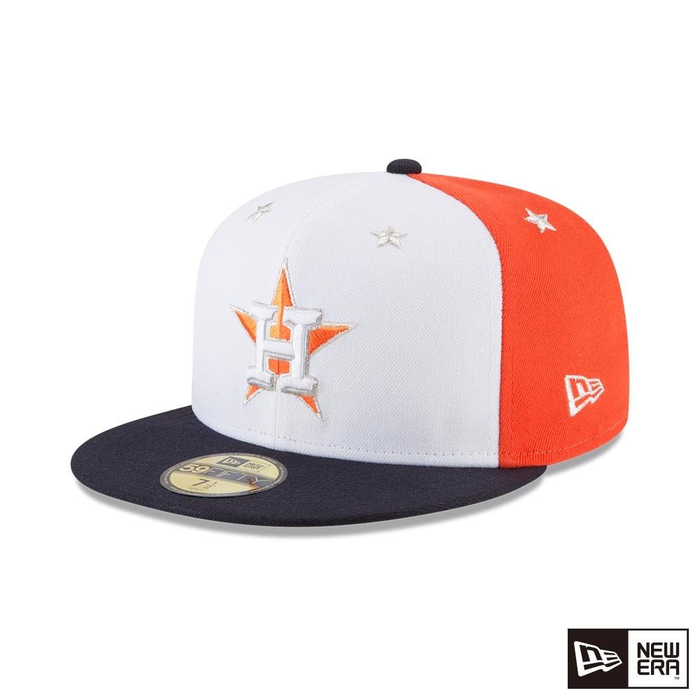 NEW ERA 59FIFTY 5950 MLB全明星賽 休士頓太空人 棒球帽