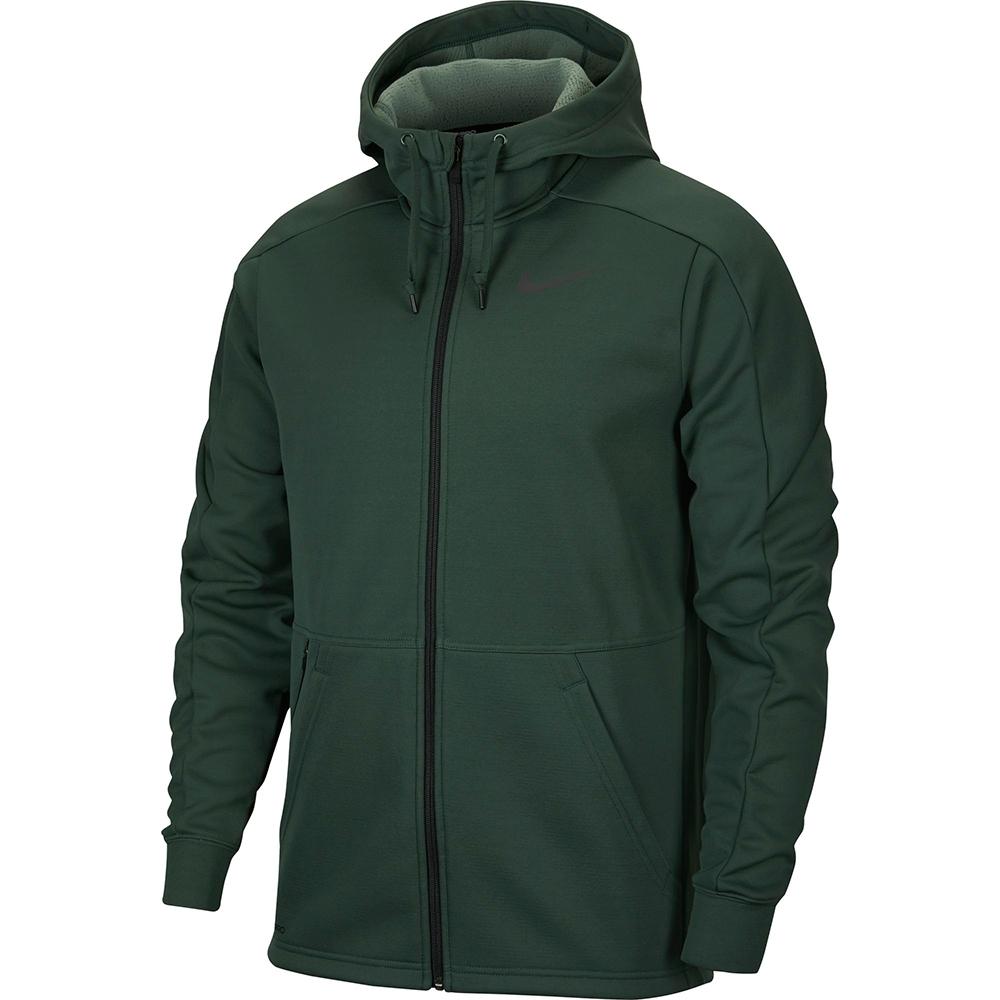NIKE 外套  連帽外套 運動 休閒 男款  綠 CU7359337 AS M NK THRMA SPHR JKT HD FZ