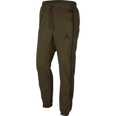 NIKE 長褲 休閒 運動 縮口褲 男款 軍綠 CK6856325 AS M J JUMPMAN WVN PANT