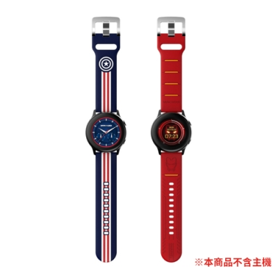 SAMSUNG Galaxy Watch Active 漫威錶帶 20mm
