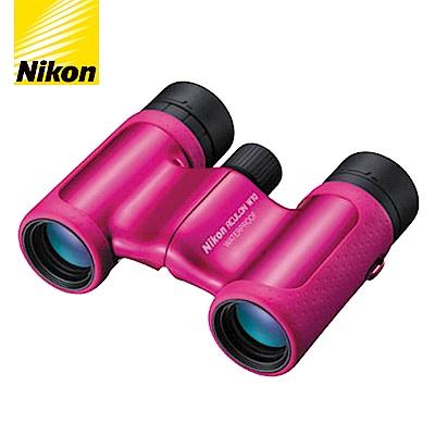 NIKON ACULON W10-8X21防水雙筒望遠鏡(粉)
