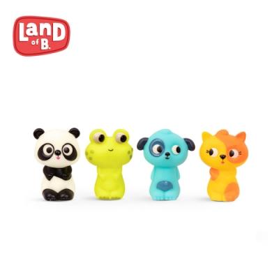 B.Toys 手指偶劇團-演奏家小組_Land of B.系列