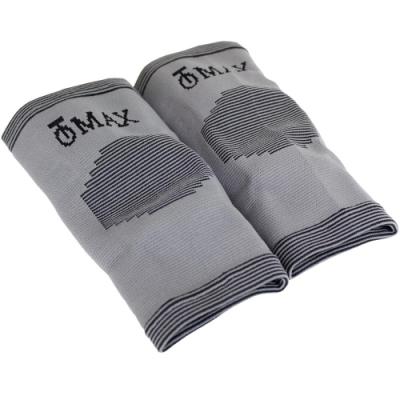 OMAX竹炭護肘護具-<b>2</b>入(<b>1</b>雙)
