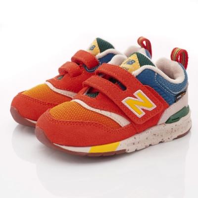 NewBalance 997輕量穩定學步鞋 HCZ橘(寶寶段)