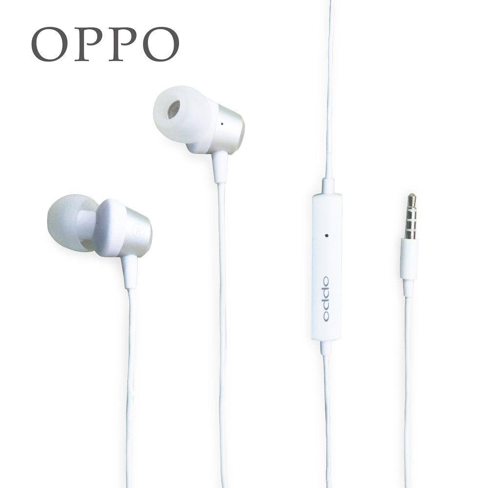 OPPO 原廠高品質入耳式耳機 MH130