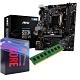 微星 MSI B365M PRO-VH  主機板+Intel I7-9700  處理器 +威剛 8G 組合 product thumbnail 1