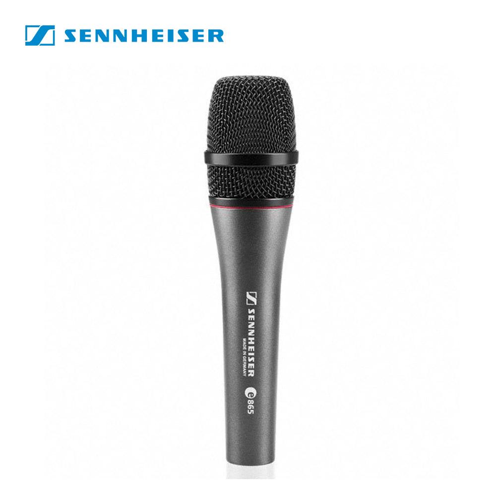 Sennheiser E865S 超心型電容麥克風