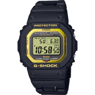G-SHOCK 方形復古太陽能電波藍芽錶系列(多款可選)