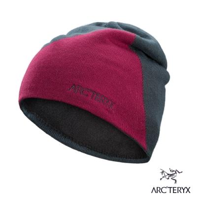 Arcteryx 始祖鳥 Rise 保暖針織毛帽 紅綠